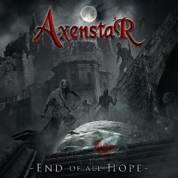 Axenstar - End Of All Hope - LP Gatefold Coloured