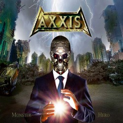 Axxis - Monster Hero - CD DIGIBOOK