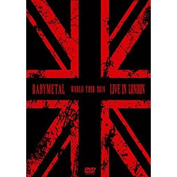 Babymetal - Live in London - DOUBLE DVD