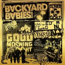 Backyard Babies - Sliver And Gold - LP + CD