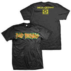 Bad Brains - Omega Sessions - T-shirt