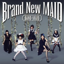 Band-Maid - Brand New Maid - CD