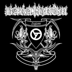 Barathrum - Legions Of Perkele - LP