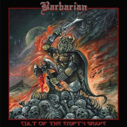 Barbarian - Cult Of The Empty Grave - LP COLOURED