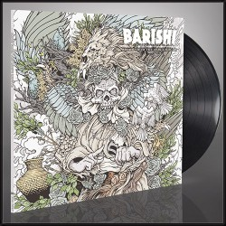 Barishi - Blood From The Lion's Mouth - LP Gatefold + Digital