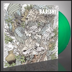 Barishi - Blood From The Lion's Mouth - LP Gatefold Coloured + Digital