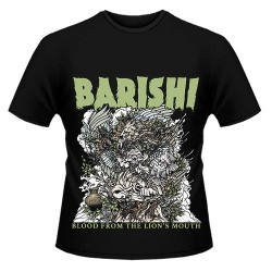 Barishi - Blood From The Lion's Mouth - T-shirt (Men)
