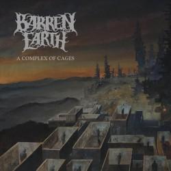Barren Earth - A Complex Of Cages - CD DIGIPAK