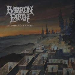 Barren Earth - A Complex Of Cages - Double LP Gatefold + CD