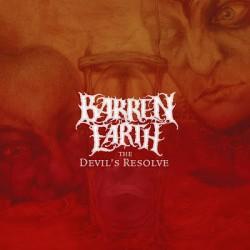 Barren Earth - The Devil's Resolve - LP