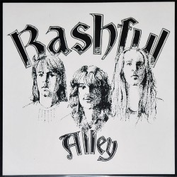 Bashful Alley - It's About Time - LP COLOURED