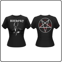 Bathory - Goat - T shirt girlie