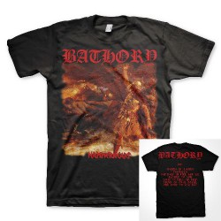 Bathory - Hammerheart - T-shirt (Men)