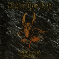 Bathory - Jubileum Vol.III - DOUBLE LP