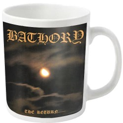 Bathory - The Return (White) - MUG
