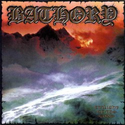 Bathory - Twilight of the Gods - CD
