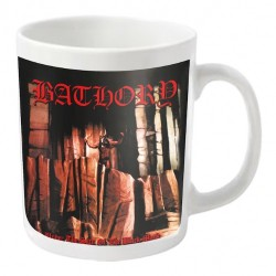 Bathory - Under The Sign (White) - MUG