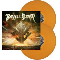 Battle Beast - No More Hollywood Endings - DOUBLE LP GATEFOLD COLOURED