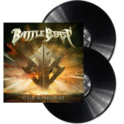 Battle Beast - No More Hollywood Endings - DOUBLE LP Gatefold