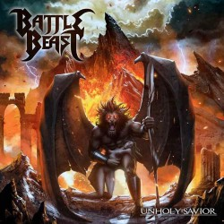 Battle Beast - Unholy Savior - CD