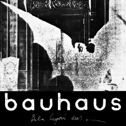 Bauhaus - The Bela Session - LP COLOURED