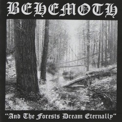 Behemoth - And The Forests Dream Eternally - LP COLOURED
