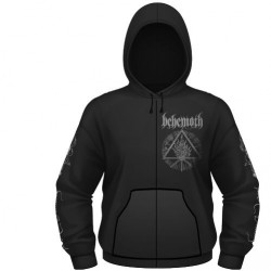 Behemoth - Furor Divinus - Hooded Sweat Shirt Zip