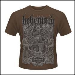 Behemoth - Leviathan - T-shirt (Men)