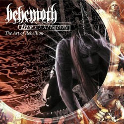 Behemoth - Live Eschaton - The Art Of Rebellion - CD