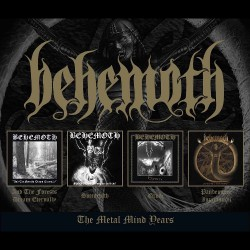 Behemoth - The Metal Mind Years - 4CD