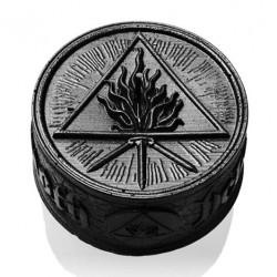 Behemoth - Unholy Trinity [black metallic] - CANDLE