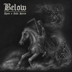Below - Upon A Pale Horse - CD DIGIPAK