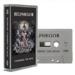 Belphegor - Conjuring The Dead - CASSETTE