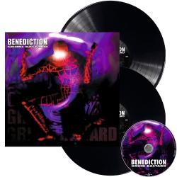 Benediction - Grind Bastard - Double LP Gatefold + CD