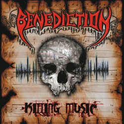 Benediction - Killing Music - CD DIGIPAK