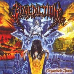 Benediction - Organised Chaos - CD DIGIPAK
