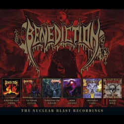 Benediction - The Nuclear Blast Recordings - 6CD BOX