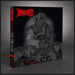 Benighted - Brutalive The Sick - CD + DVD Digipak