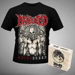 Benighted - Bundle 5 - Digibox + T-shirt bundle (Men)