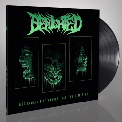 Benighted - Dogs Always Bite Harder Than Their Master - LP Gatefold + Digital