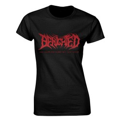 Benighted - Dogs Always Bite Harder Than Their Master - T-shirt (Women)