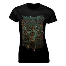 Benighted - Martyr - T-shirt (Women)