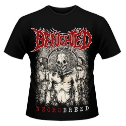 Benighted - Necrobreed - T-shirt (Men)