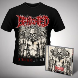 Benighted - Necrobreed - CD + T-shirt bundle (Men)