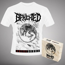 Benighted - Necrobreed - Digibox + T-shirt bundle (Men)