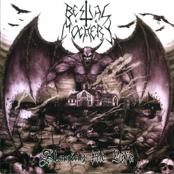 Bestial Mockery - Slaying the Life - LP
