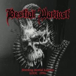Bestial Warlust - Storming Bestial Legions Live 1996 - CD