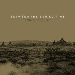 Between The Buried And Me - Coma Ecliptic: Live - DOUBLE LP GATEFOLD COLOURED