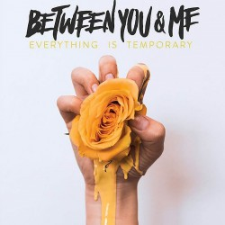 Between You & Me - Everything Is Temporary - CD DIGISLEEVE