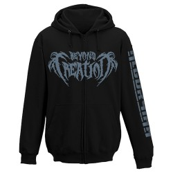 Beyond Creation - Algorythm - Hooded Sweat Shirt Zip (Men)
